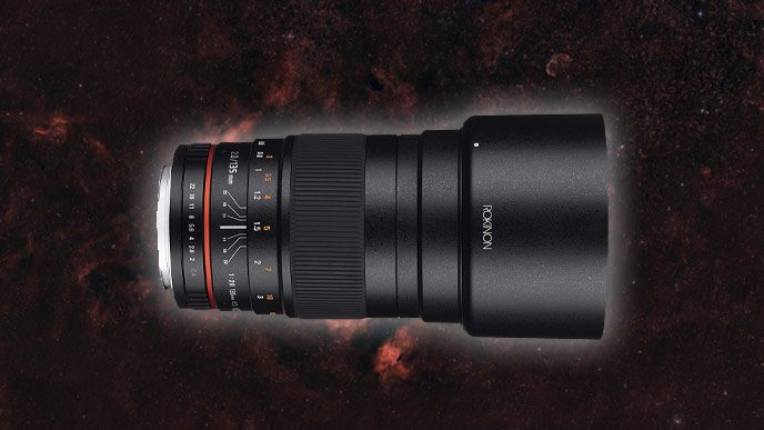 Rokinon 135mm F/2 lens review