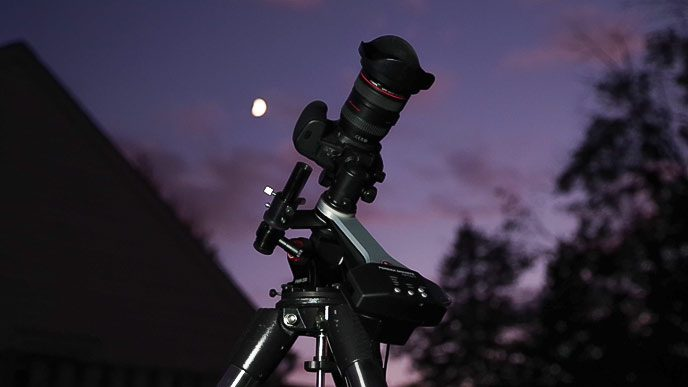 star tracker for astrophotography