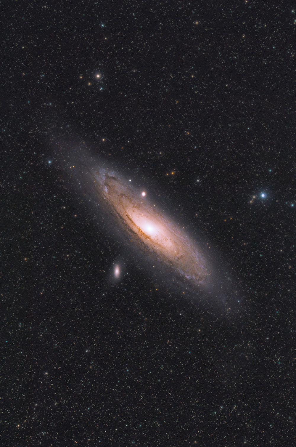 The Andromeda Galaxy Images Facts Astrophotography Tips