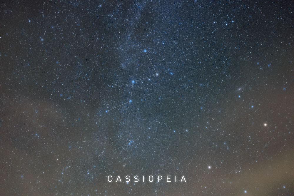 Cassiopeia Cons