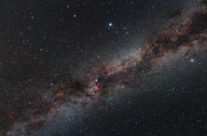Cygnus stars