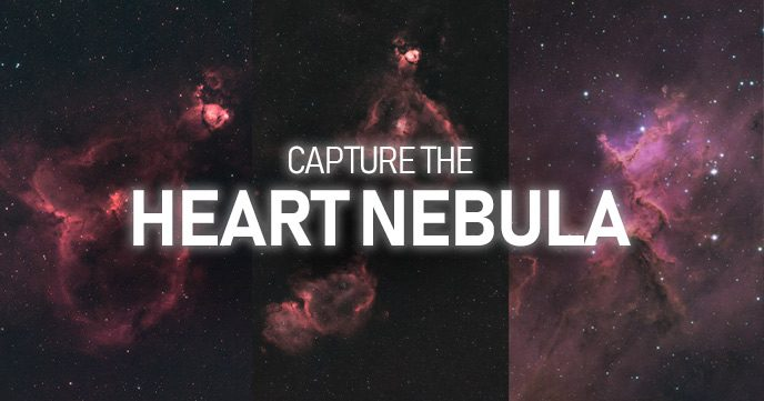 Capture the Heart Nebula