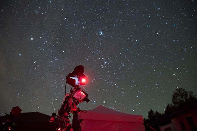 Stars in Taurus