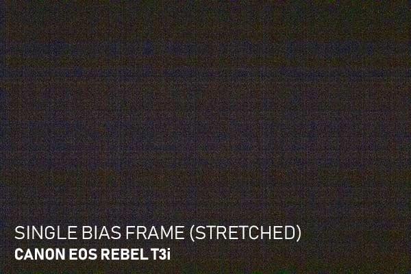 Bias/Offset frame