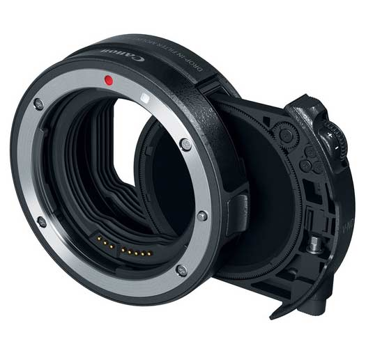 EOS R Ef mount adapter