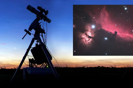 refractor telescope for astrophotography