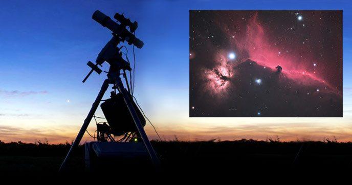 refractor telescope for astrophotography