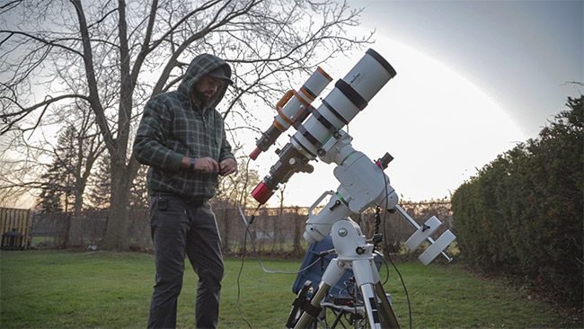 sky-watcher telescope