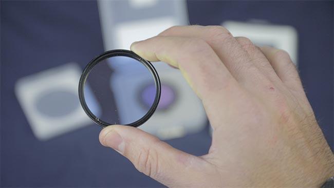 2-inch round filter