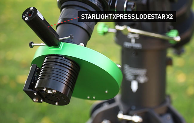 Starlight Xpress Lodestar X2