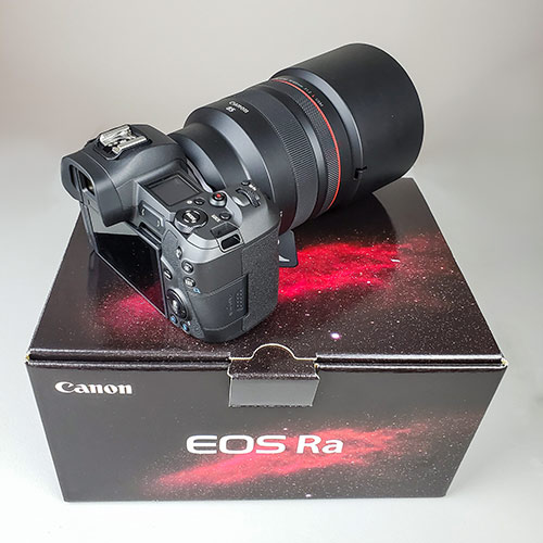 EOS R for astrophotography