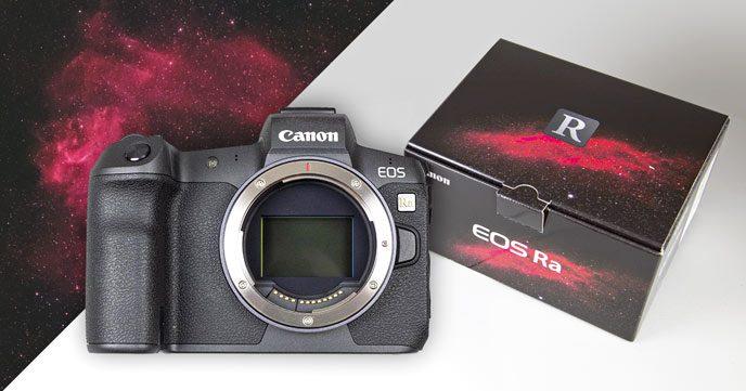 Canon EOS Ra Review