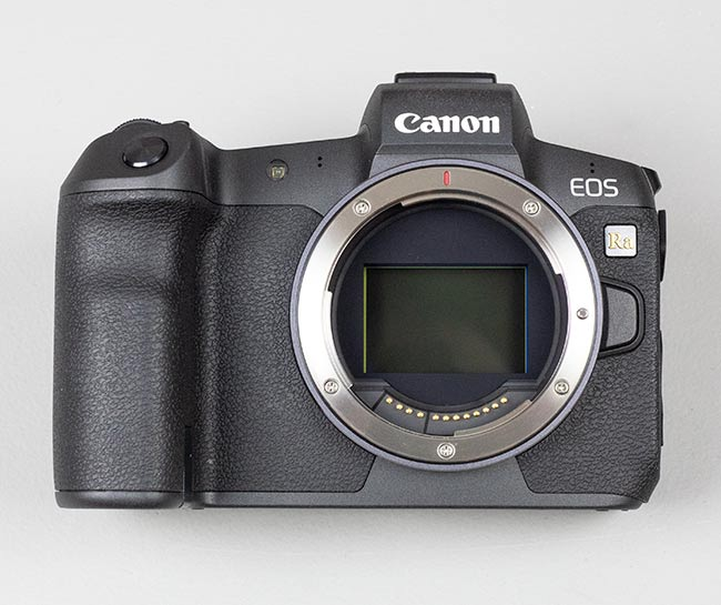 Canon EOS Ra camera body
