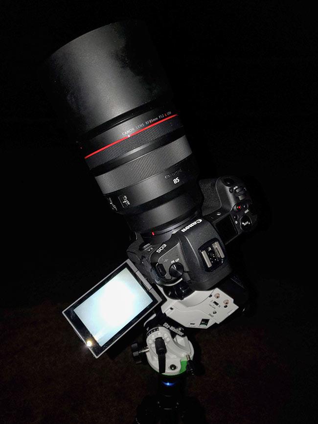 Canon RF 85mm F/1.2