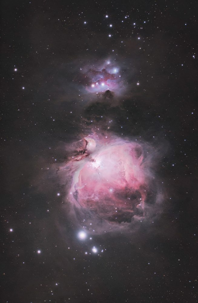 Orion Nebula using the EOS Ra