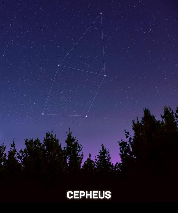 Constellation Cepheus