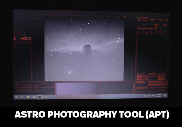astro photography tool