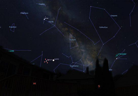 astronomy mobile app