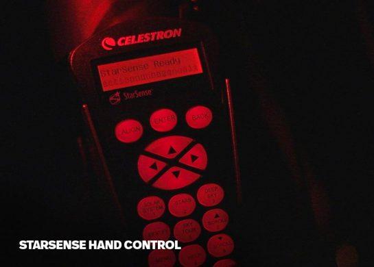 starsense hand control