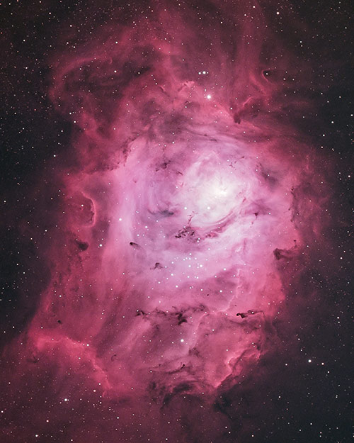 Lagoon Nebula