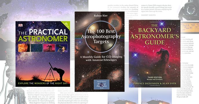 astrophotography books
