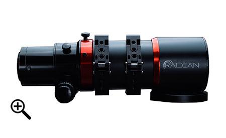apochromatic refractor telescope