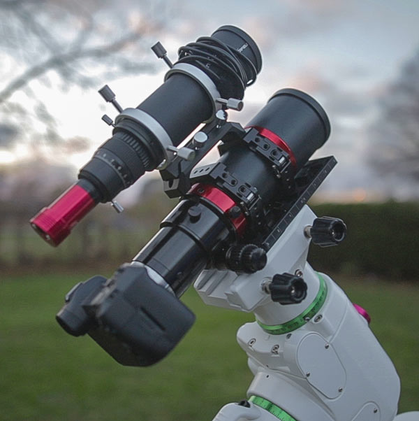 beginner astrophotography setup