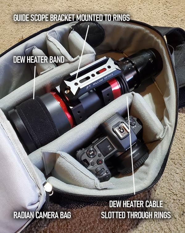 Radian Camera Bag