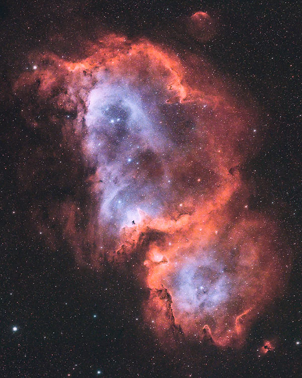 soul nebula astrophotography