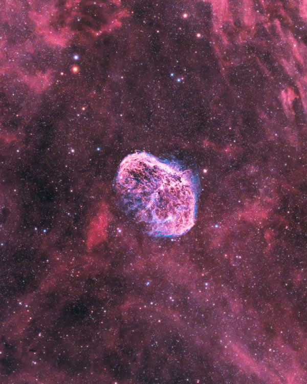 Crescent Nebula
