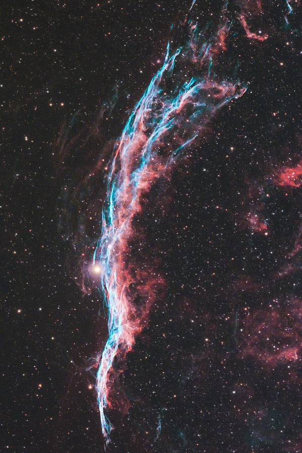 Western Veil Nebula