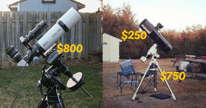 astronomy classifieds