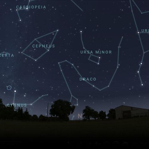 star map