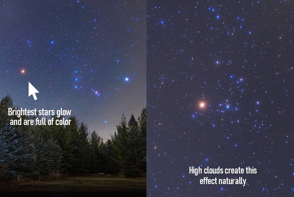 Starglow Filter