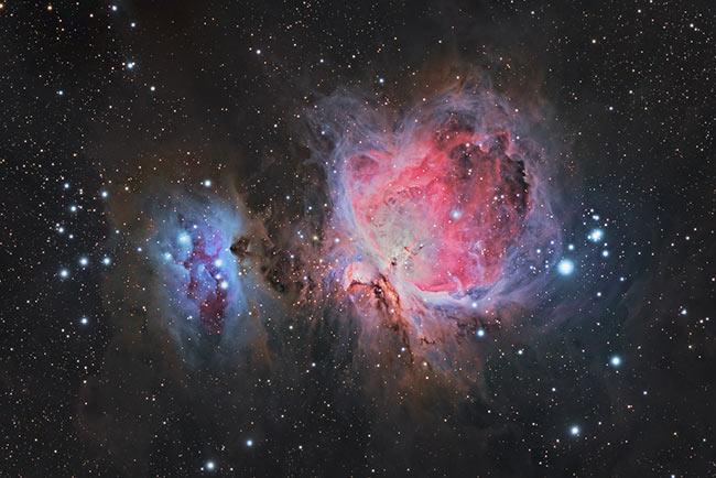 Jason Dain Orion Nebula