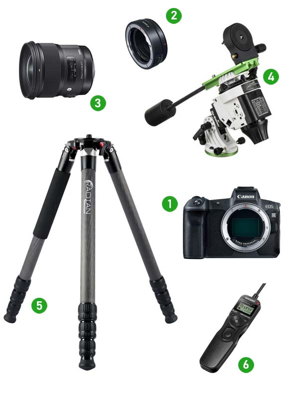 astrophotography kit