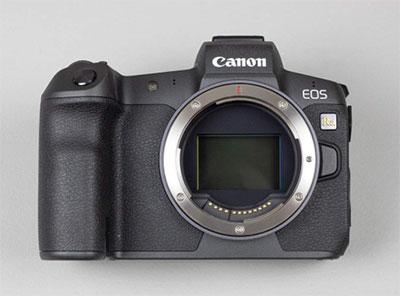 Canon EOS Ra Camera