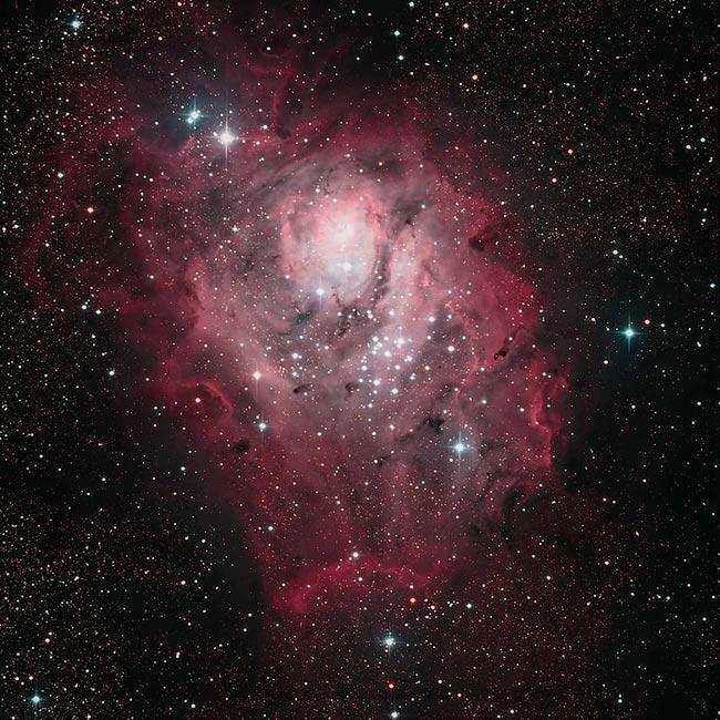 Andy Lagoon Nebula
