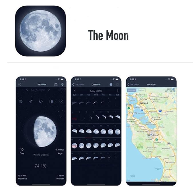 The Moon App