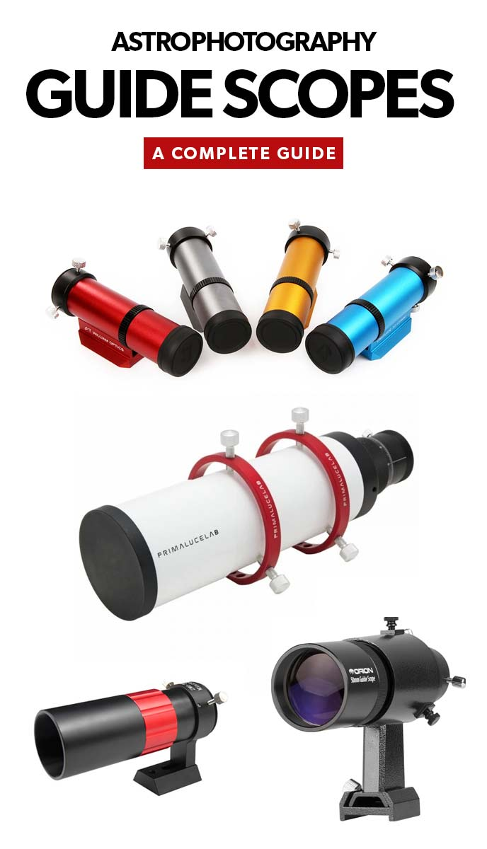 astrophotography guide scopes