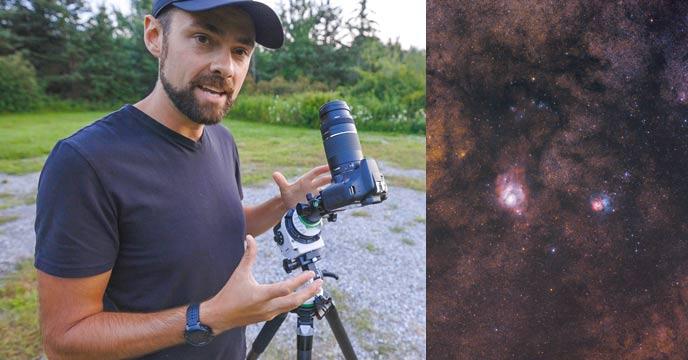 nebula photography