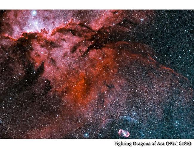 Rim Nebula by Lily Yeo