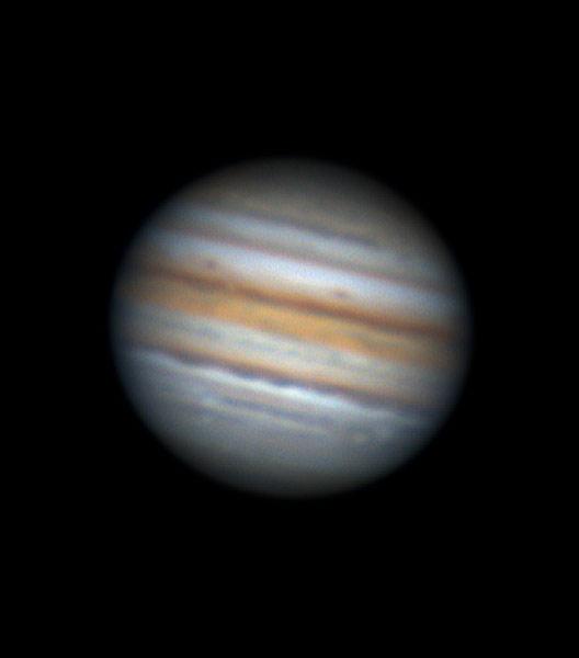 Jupiter astrophotography