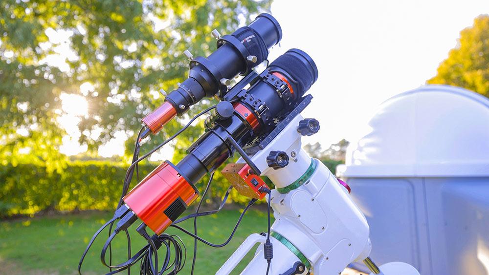 telescope with asiair plus