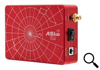 asiair plus wireless controller